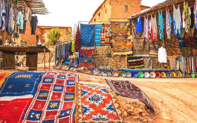 Principais pontos turísticos de Marrocos