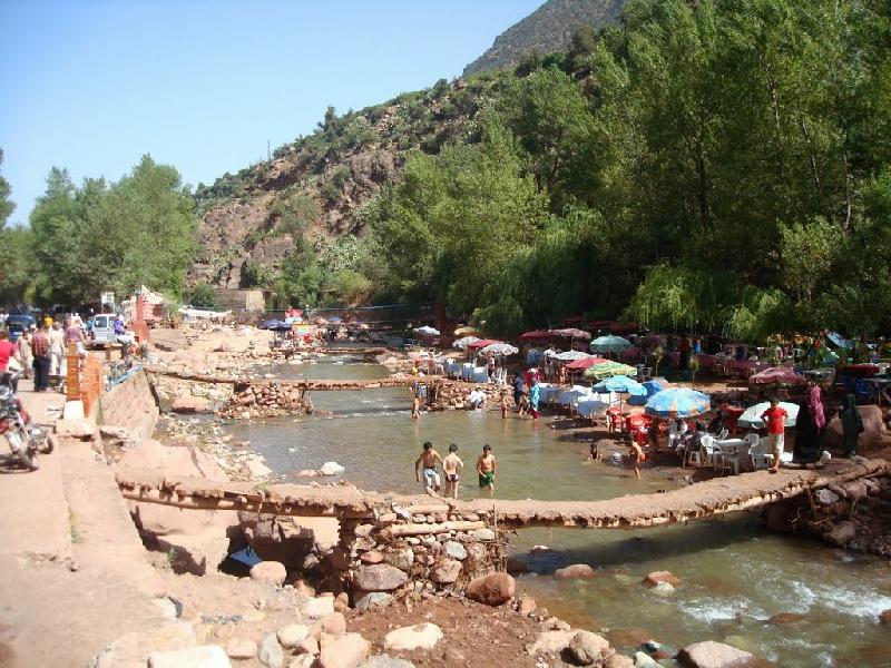 Vale de Ourika Marrocos