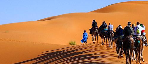 Viagem de 4 Dias - Deserto de Merzouga