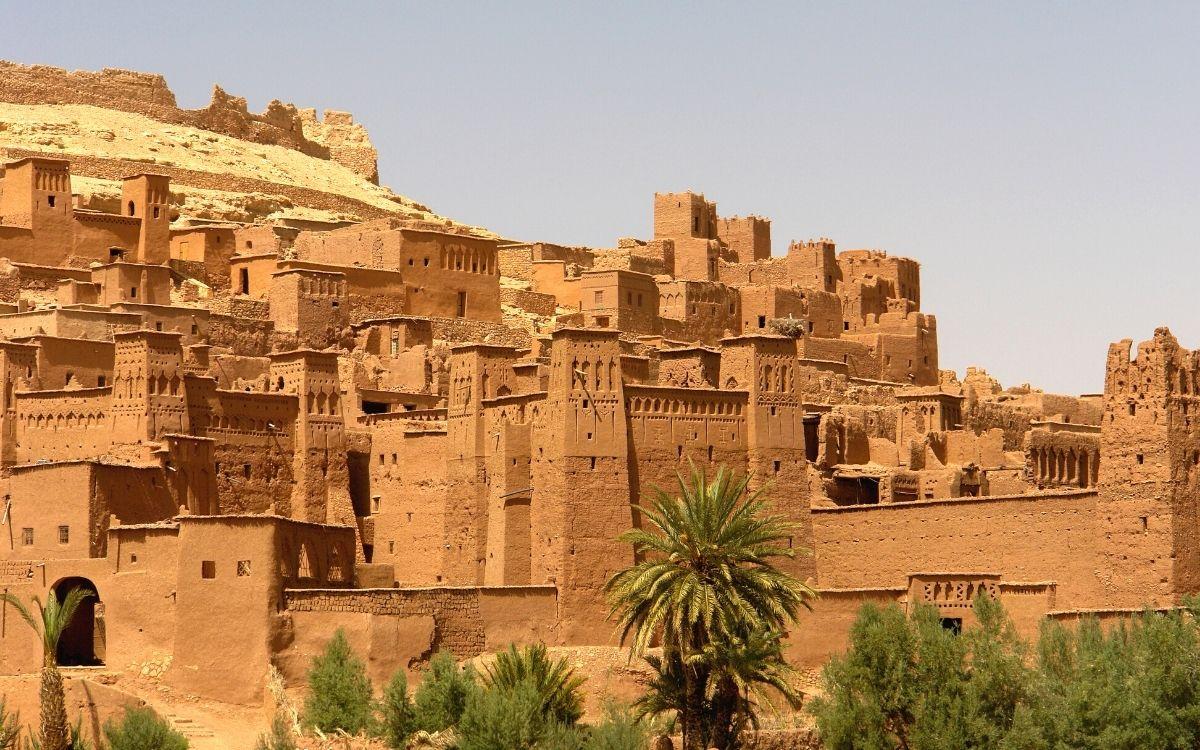 Viagem de 2 Dias - Ouarzazate, o Atlas e Kasbahs