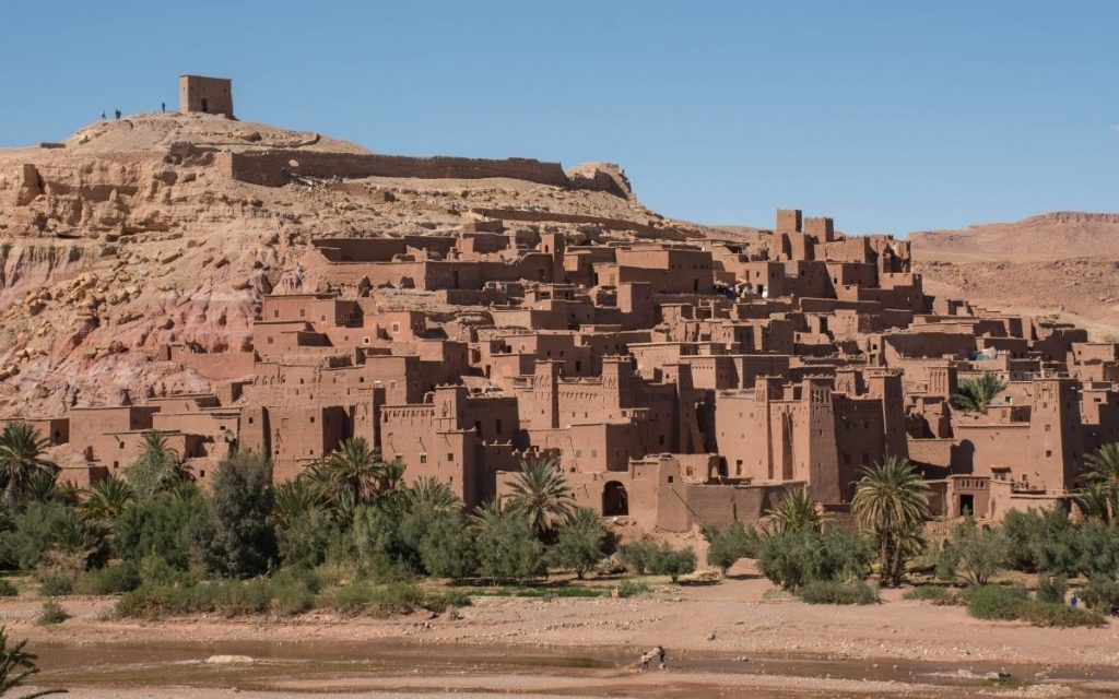 Ait Benhaddou Marrocos