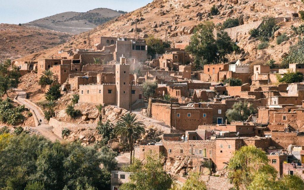 Asni Marrocos