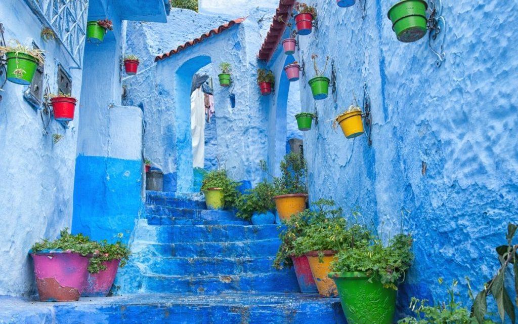 Chefchauen Marrocos