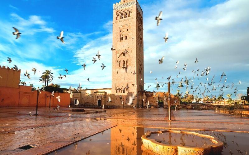 Cidade de Marraquexe