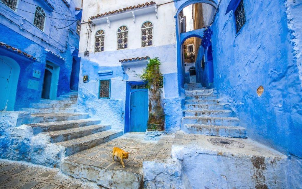 Viagem de 4 Dias – Cidades Históricas e Praia desde Tanger em Marrocos