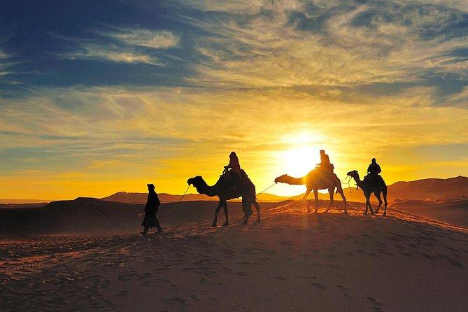 Deserto do Saara Marrocos