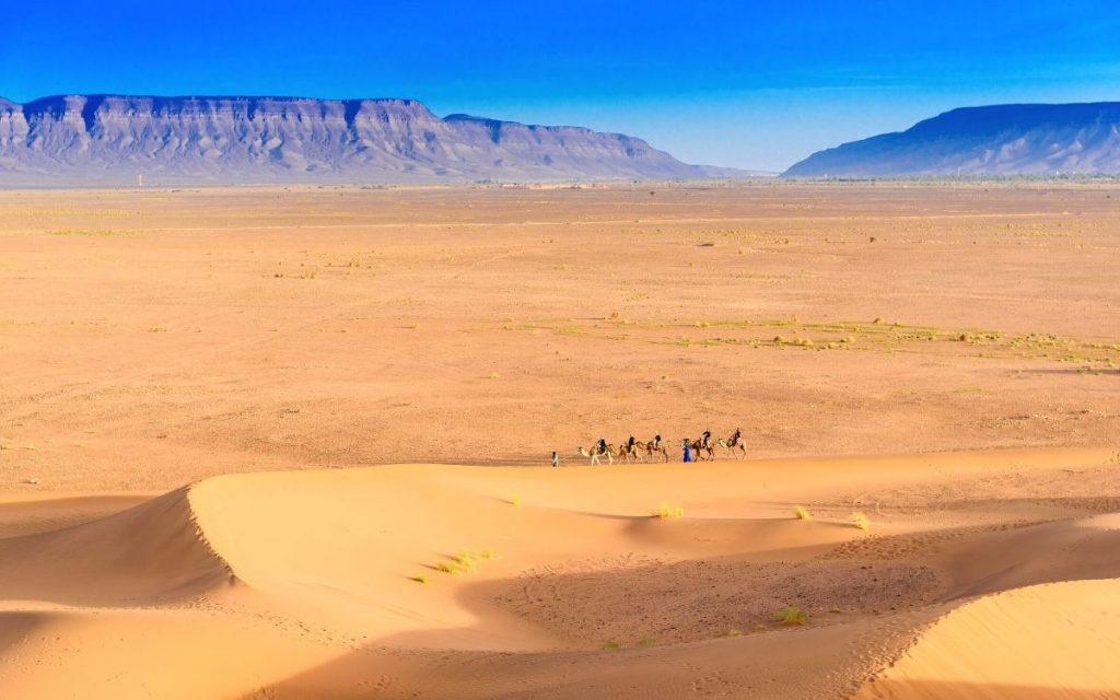 Dunas de Tinfou Marrocos