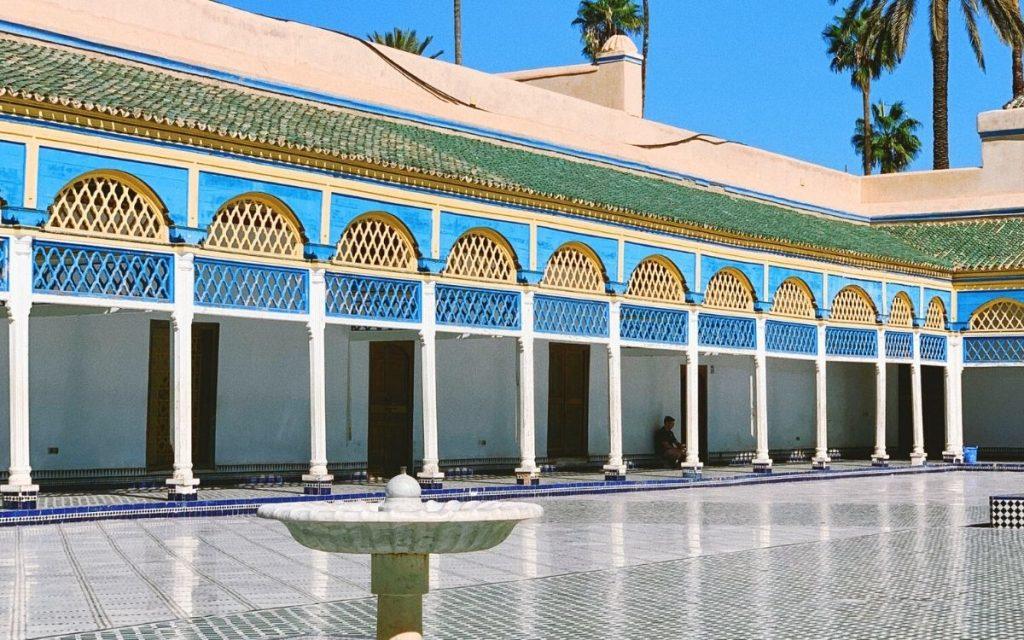 El Bahia Marraquexe