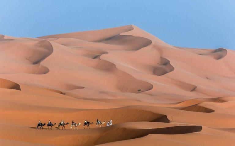 Erg Chebbi Marrocos
