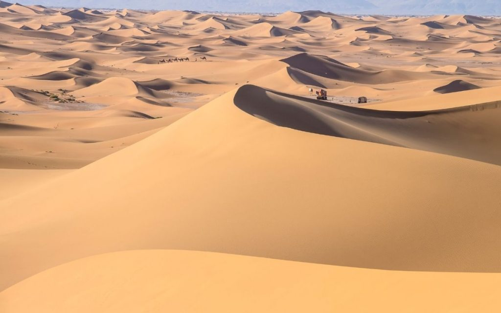 Erg Chigaga Marrocos