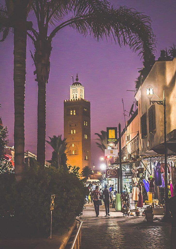 Excursões de um dia desde Marraquexe
