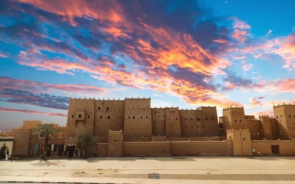 Kasbah Taourirt Ouarzazate Marrocos