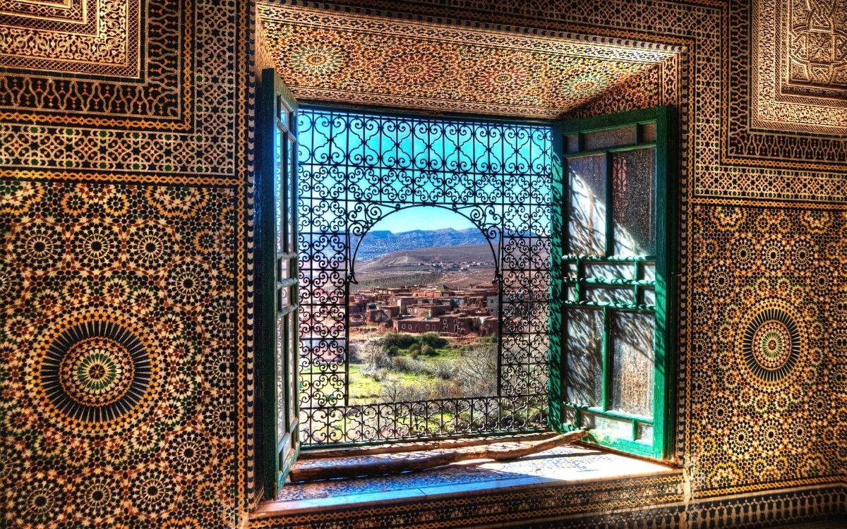 Kasbah Telouet Marrocos