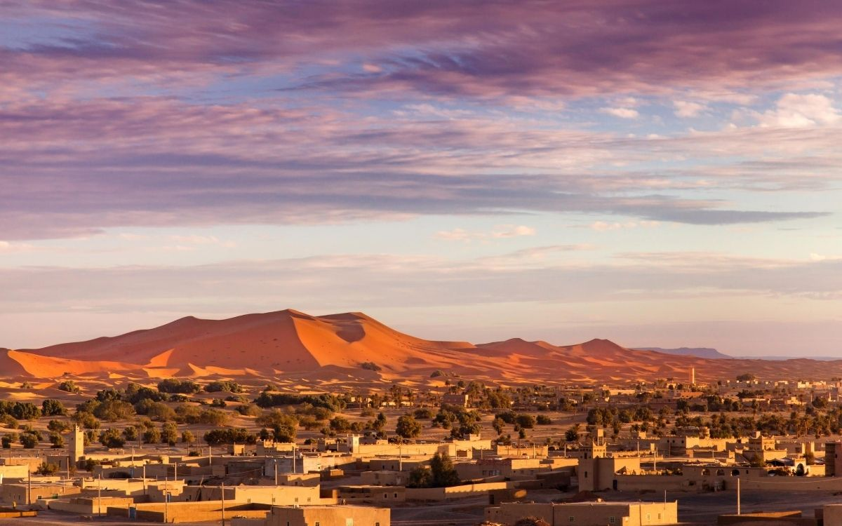 Merzouga Marrocos