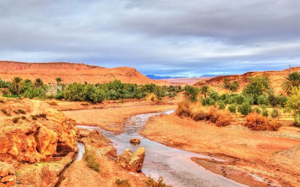 Ounila Valley Marrocos