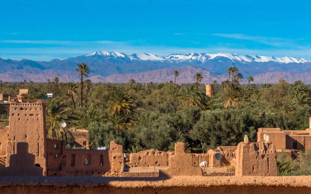Skoura Marrocos