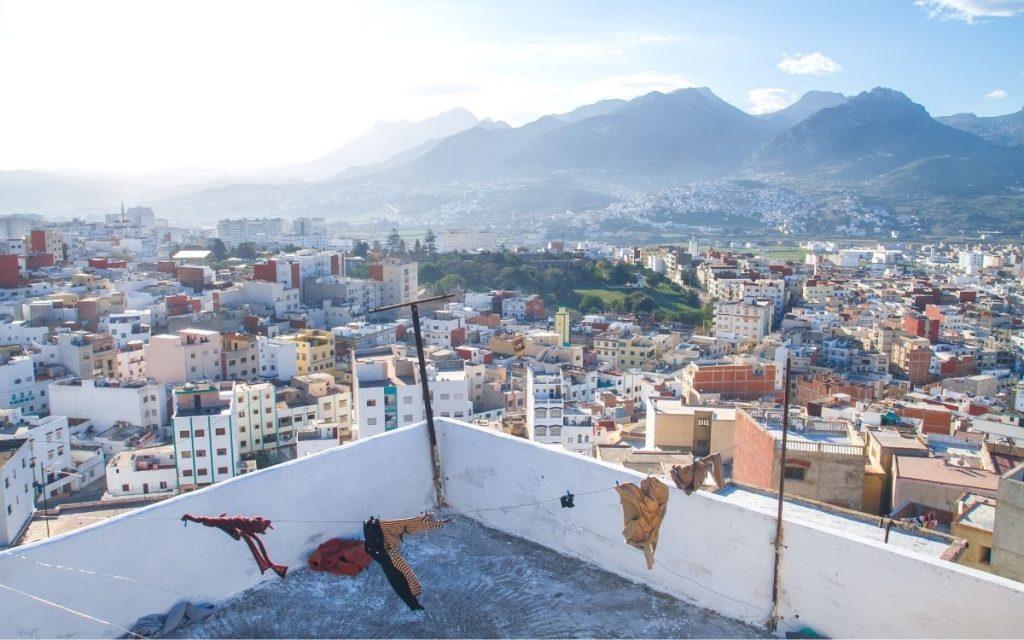 Tetuao Marrocos