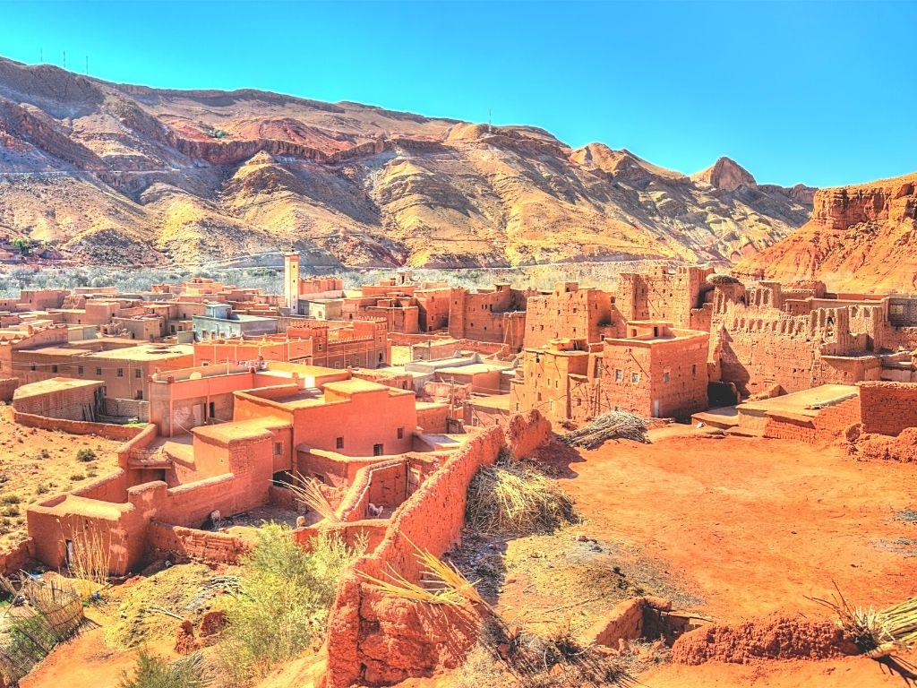 Viagem de 6 Dias - Deserto e Kasbahs