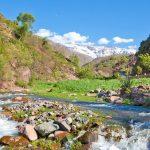Vale de Ouirgane Marrocos