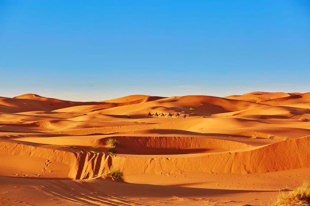 Qual o melhor passeio pelo deserto do Marrocos?