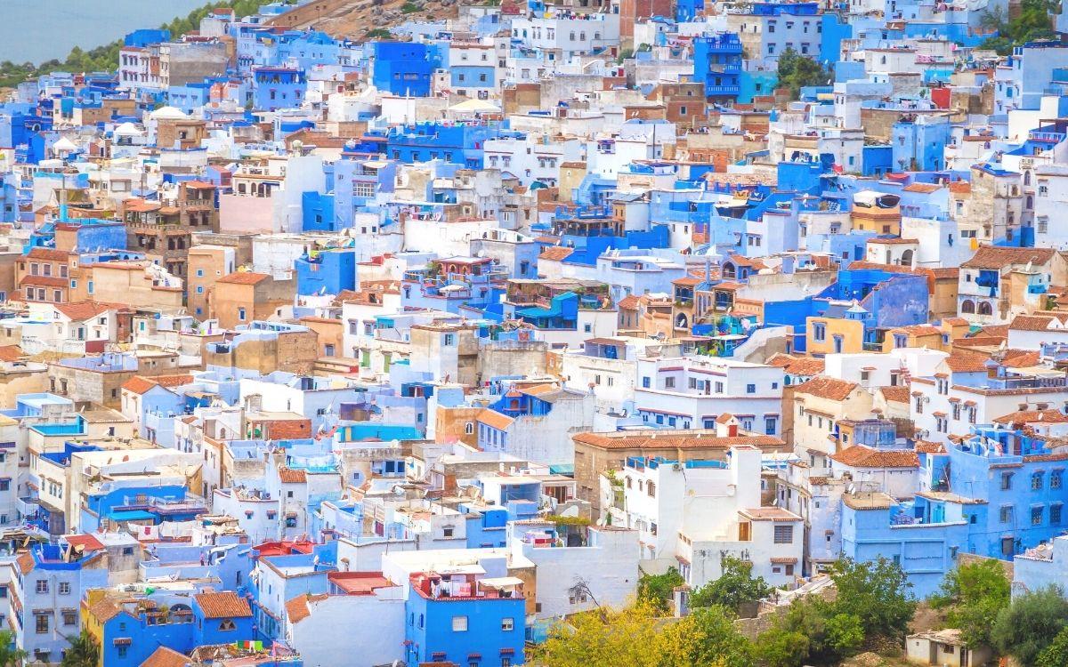 Viagem de 12 Dias - Cidades Imperiais, Desertos, Kasbahs e Chefchaouen