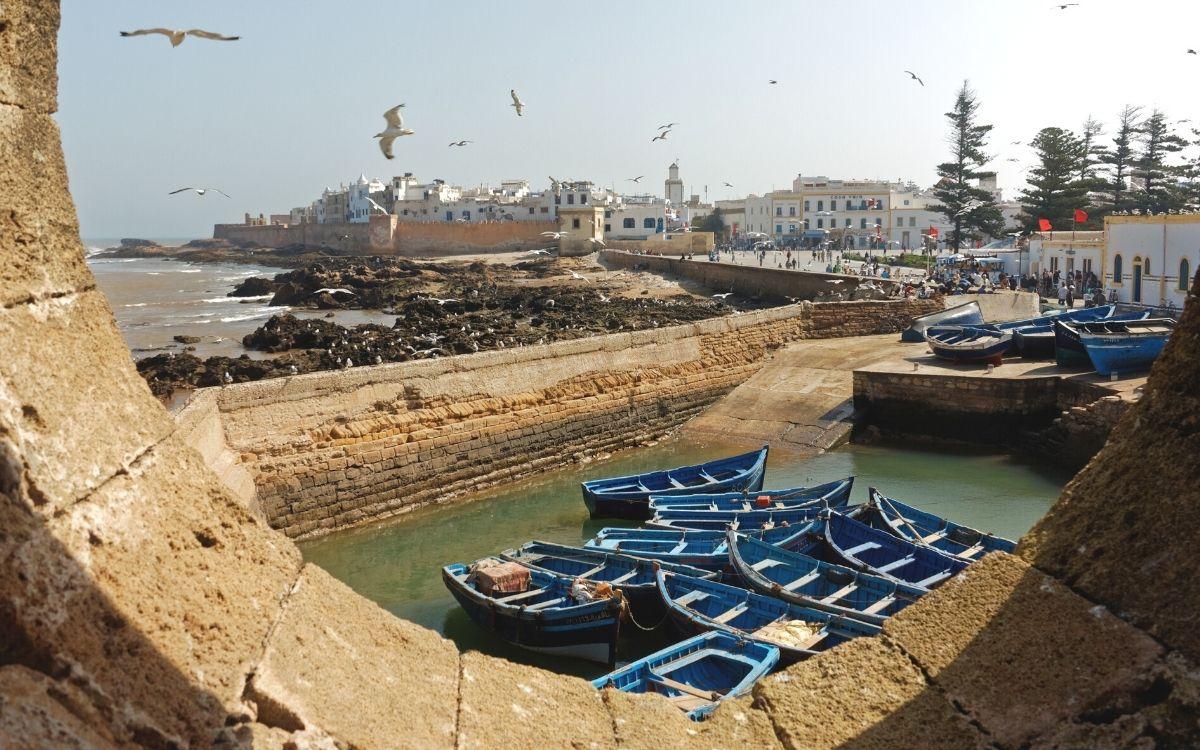 Viagem de 6 Dias - Deserto, Marraquexe e Costa Atlântica