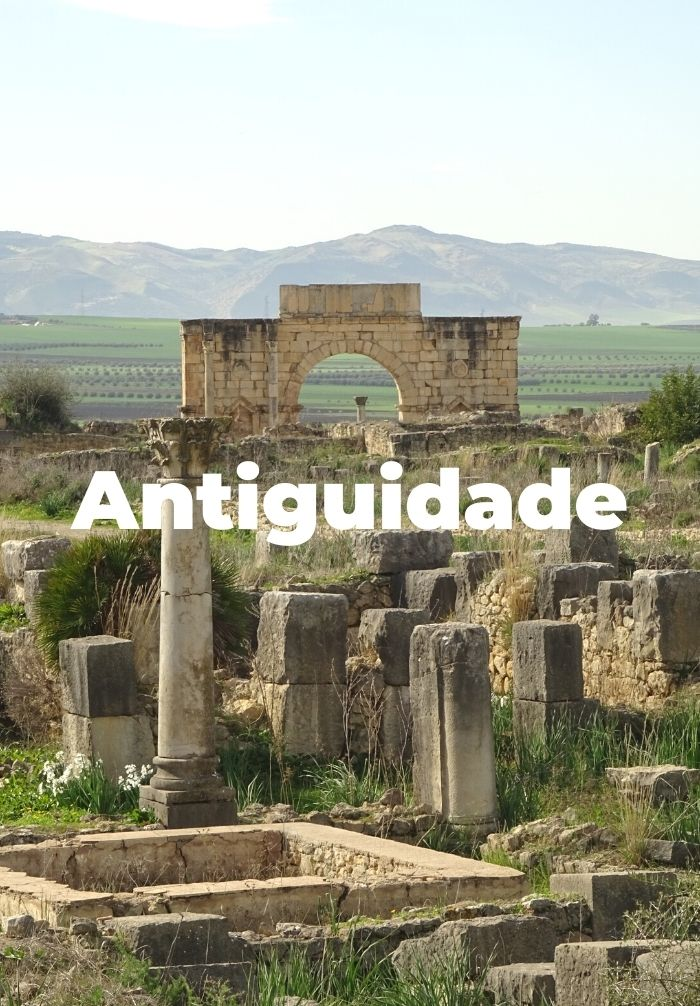 Antiguidade Marrocos