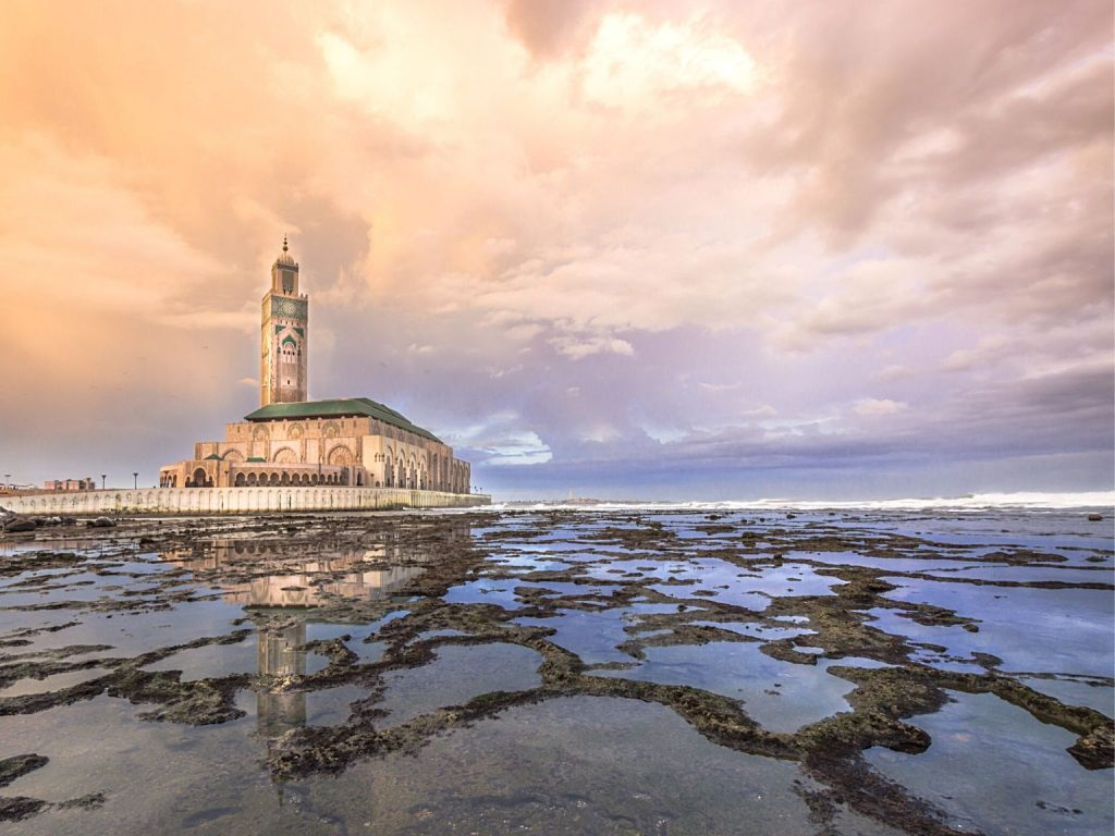 Casablanca desde Marraquexe
