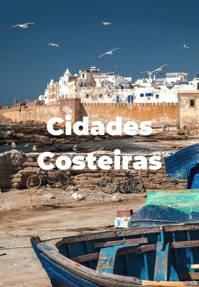 Cidades Costeiras Marrocos