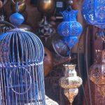 Como são os mercados de Marrocos