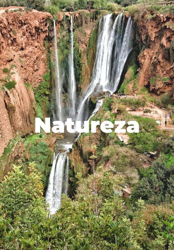 Natureza Marrocos