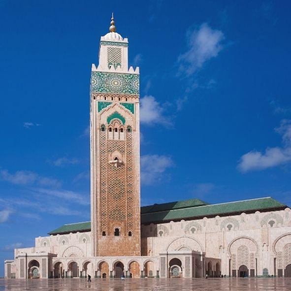 Passeios desde Casablanca Marrocos