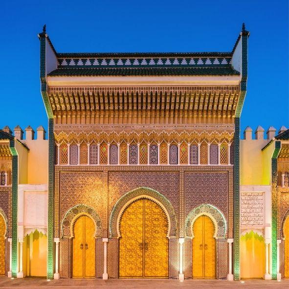 Passeios desde Fes Marrocos