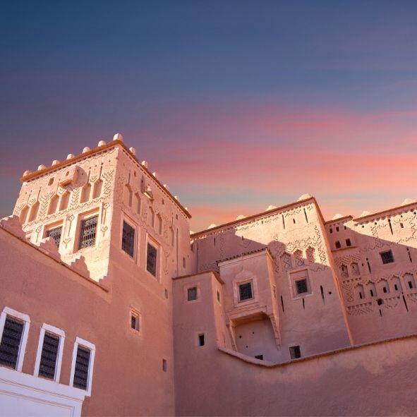 Passeios desde Ouarzazate Marrocos