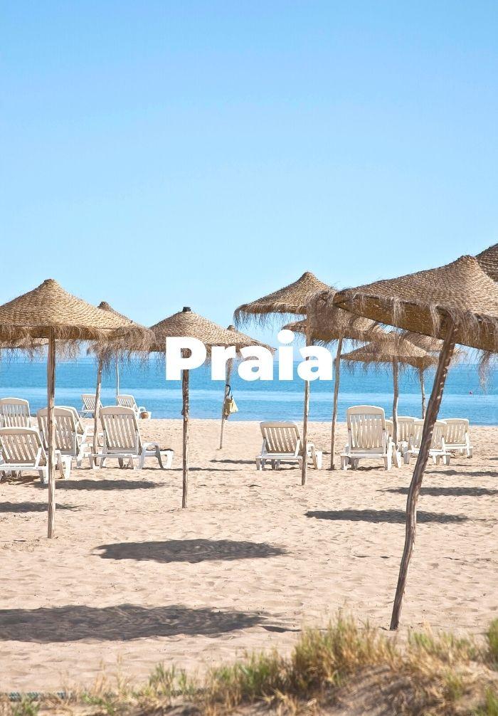 Praia Marrocos