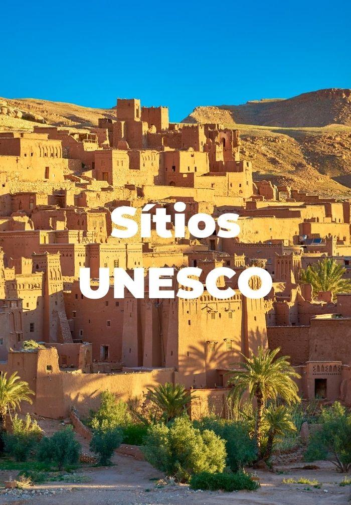 Sitios UNESCO Marrocos
