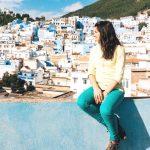 Uma mulher pode viajar sozinha no Marrocos
