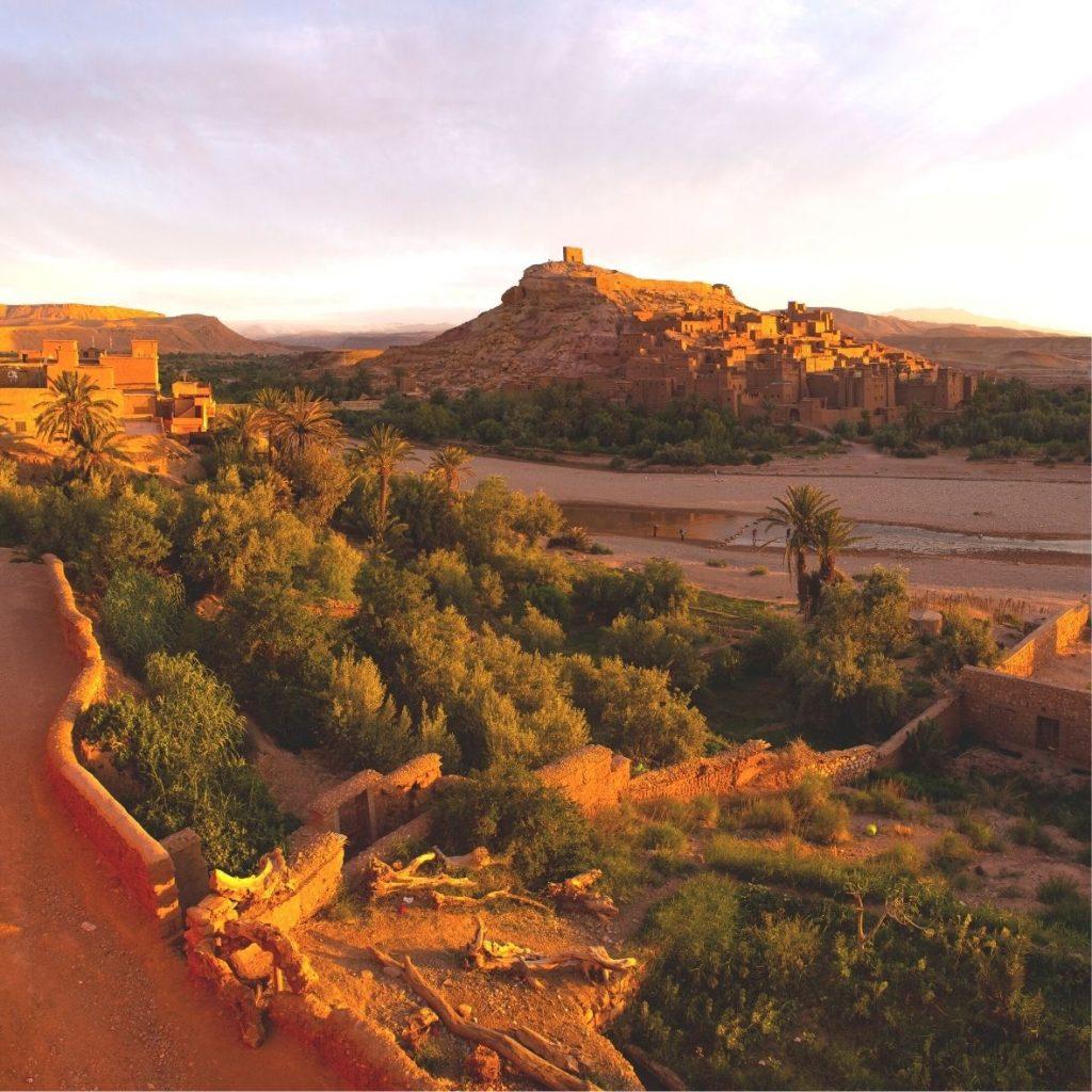 Viagem de dois dias no Marrocos com partida de Marraquexe
