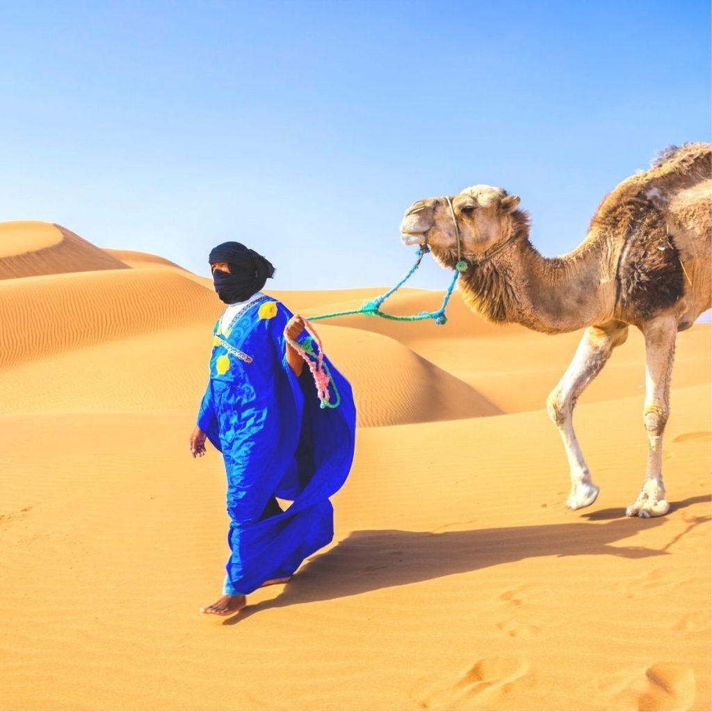 Viagem de quatro dias no Marrocos desde Marraquexe até ao deserto do Saara