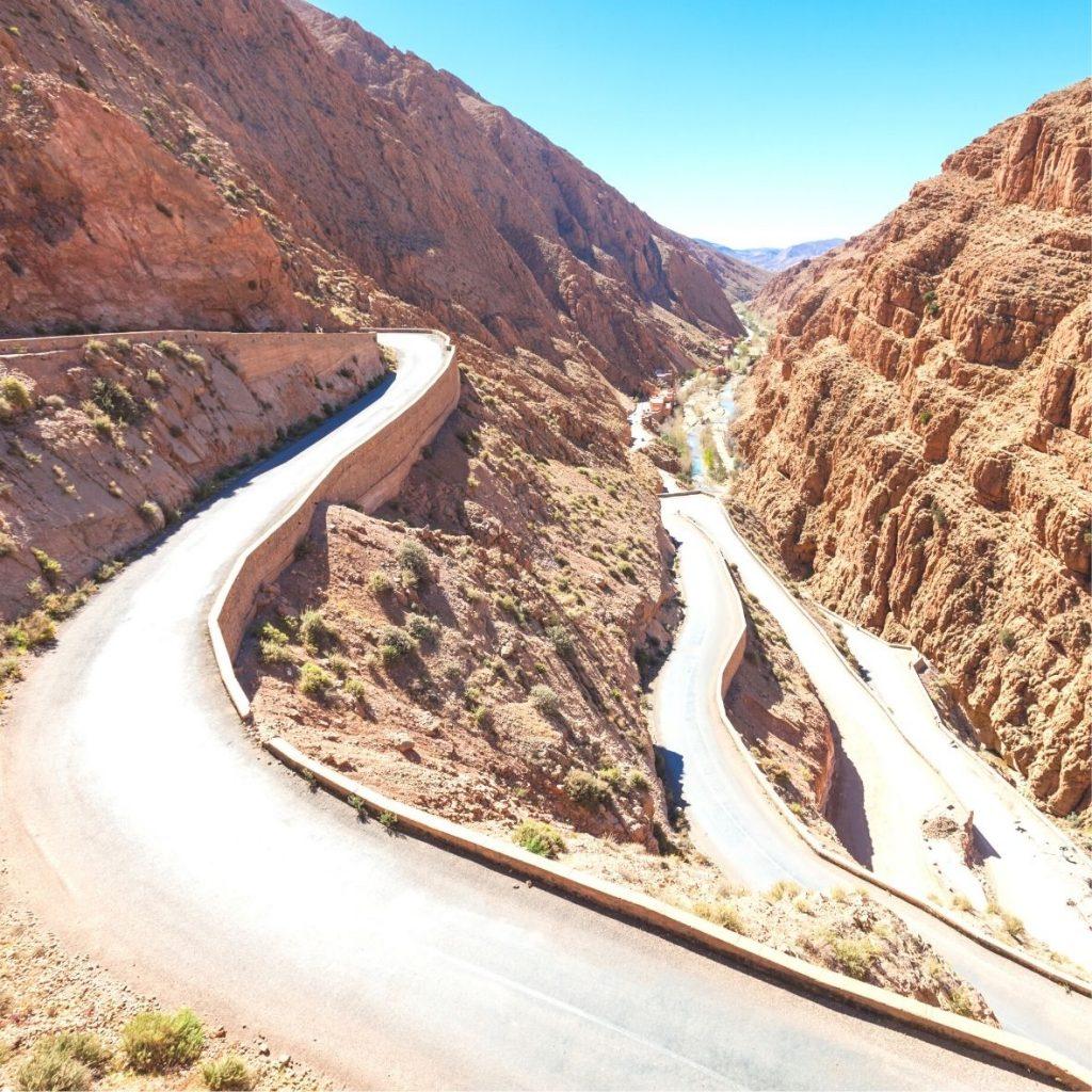 Viagem de seis dias no Marrocos com partida de Ouarzazate